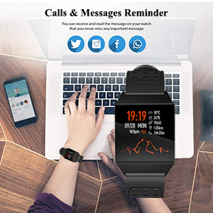 Call & Messages Reminder