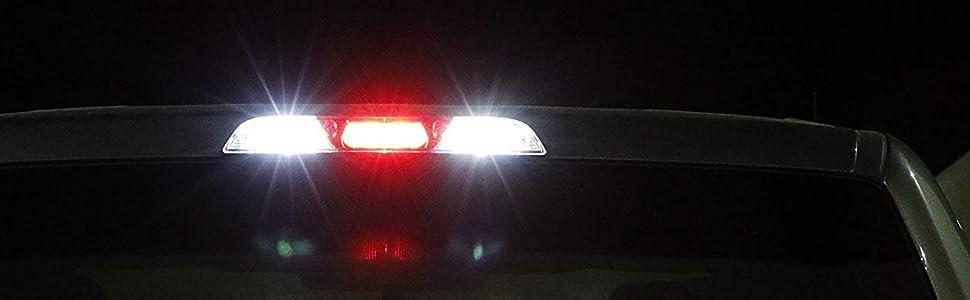 6 inch LED 2007 Ford EXPLORER Door mount spotlight Passenger side WITH install kit -Black