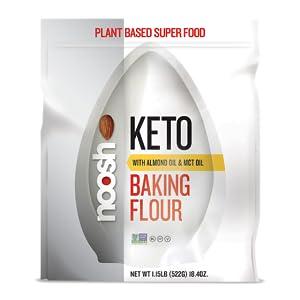 Keto Almond Flour, Almond Oil, MCT Oil, Vegan, Kosher, Gluten Free, Non GMO
