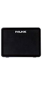 NUX Mighty Lite BT Portable Mini Amplifier; All Black