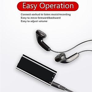 wireless stereo computer hunting wifi pocket hand long voz best call external input speakers covert