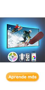 Govee Tiras LED TV