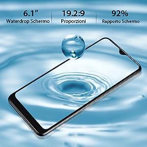 A60 Pro 6.1'' Display