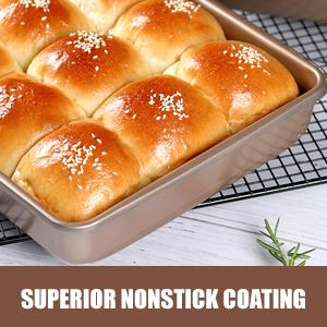 baking pans nonstick set deep baking pans rectangle baking pan 9x13 bake pans oven baking sheet