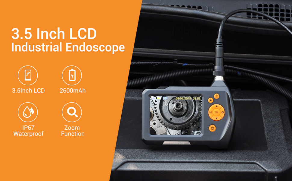 industrial endoscope