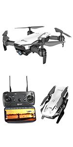 Flashandfocus.com afcb7897-1bc0-4033-b6c1-32b3dc80caf4.__CR0,0,150,300_PT0_SX150_V1___ Contixo F30 Drone for Kids & Adults WiFi 4K UHD Camera and GPS, FPV Quadcopter for Beginners, Foldable mini drone…