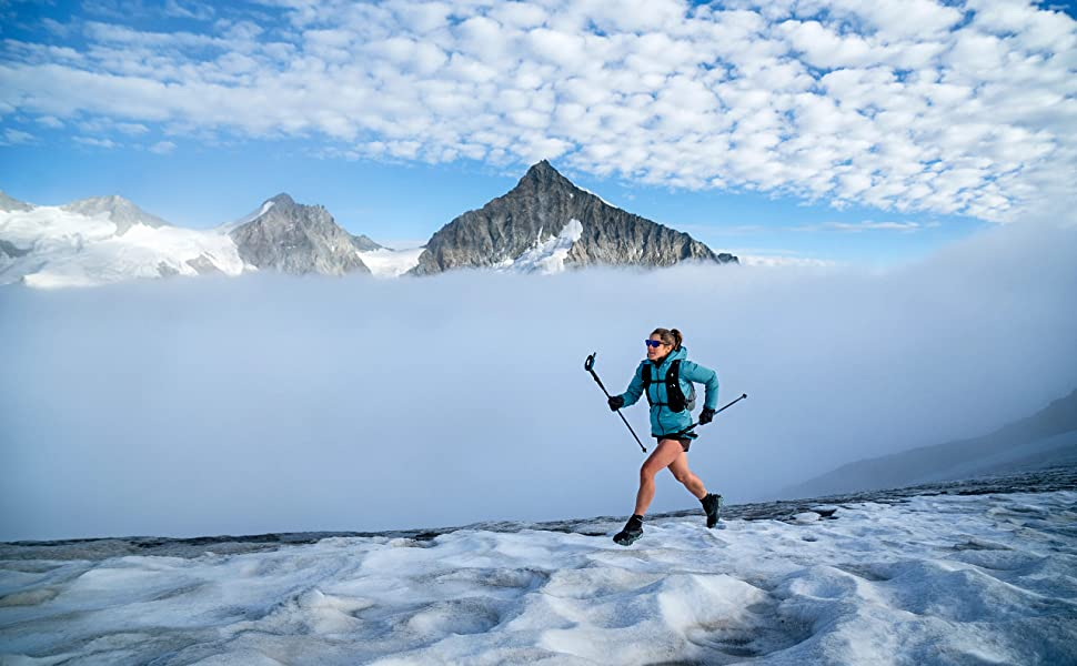 Black Diamond Women's Trail Running Trekking Poles