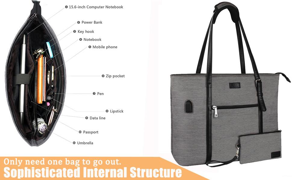Functional Laptop Bag