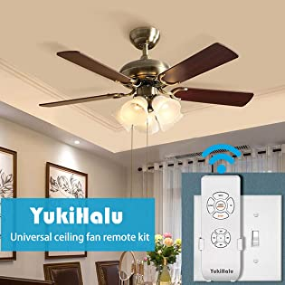 small size Universal ceiling fan remote control kit