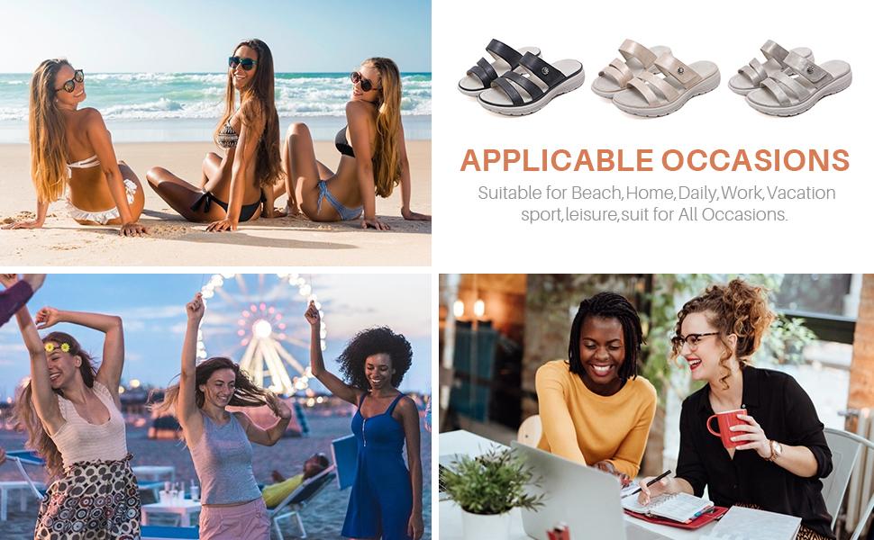 summer sandals for women
