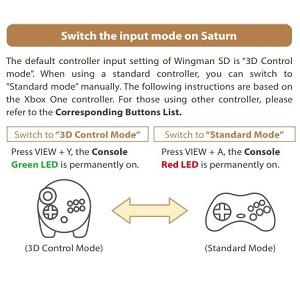 switch input on saturn