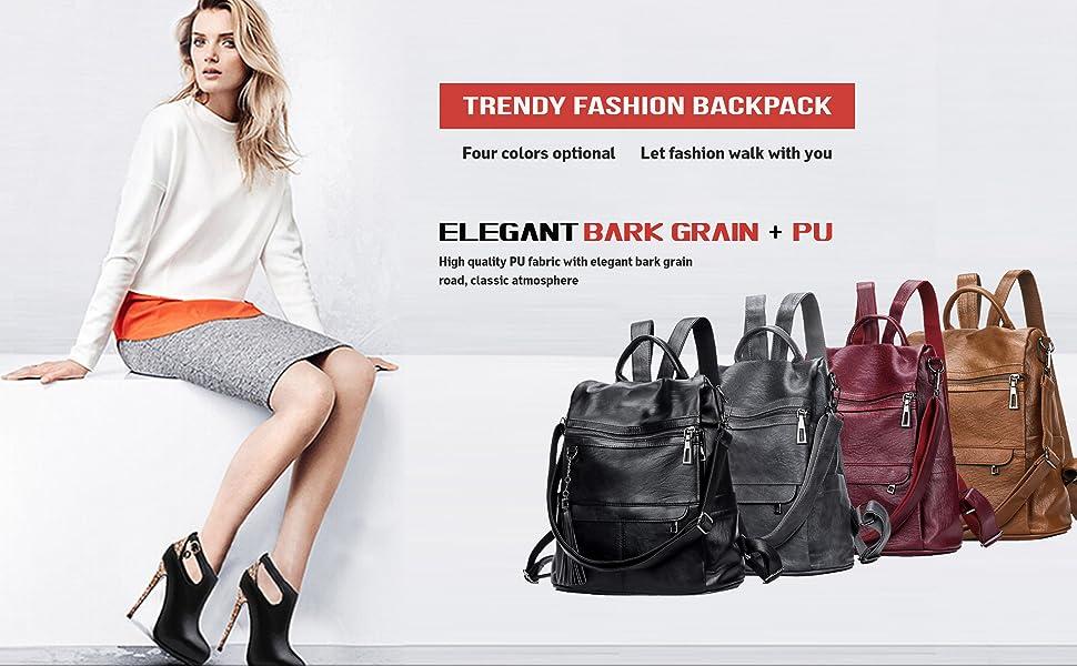 Backpack Purse Bag For Women Girls