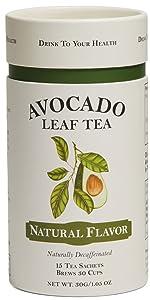 Avocado Leaf Tea Natural