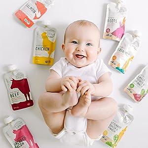 Clean Food, Happy Baby