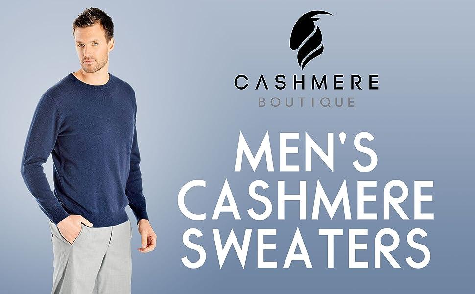 men cashmere sweater