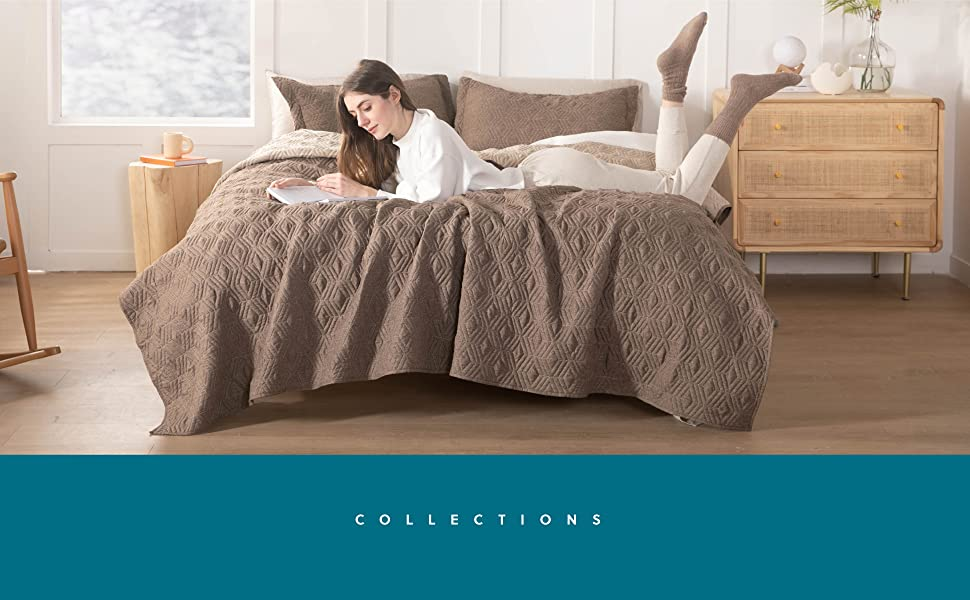 quilted bedspreads king size