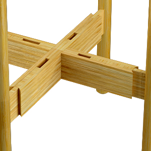 Traditional Dowel Construction