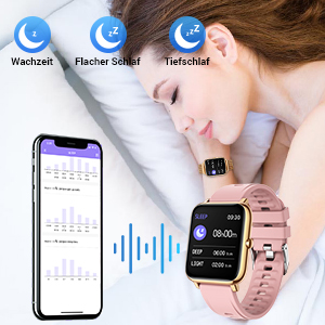 smart watch waterproof