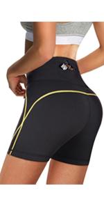 sauna sweat shorts