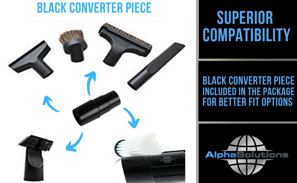 Aspirador de polvo de suciedad universal cepillo limpiador de polvo accesorio herramienta de interfaz como herramienta de limpieza para esquinas de coche mascotas cajones de ventilaci/ón de aire