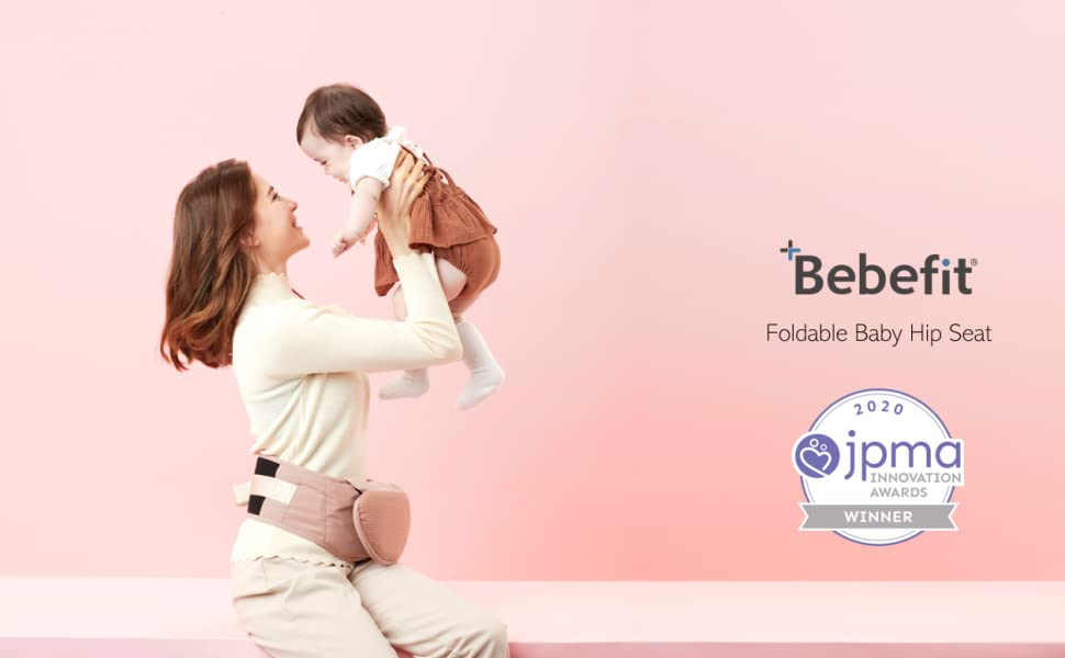 Bebefit Foldable Hip Seat