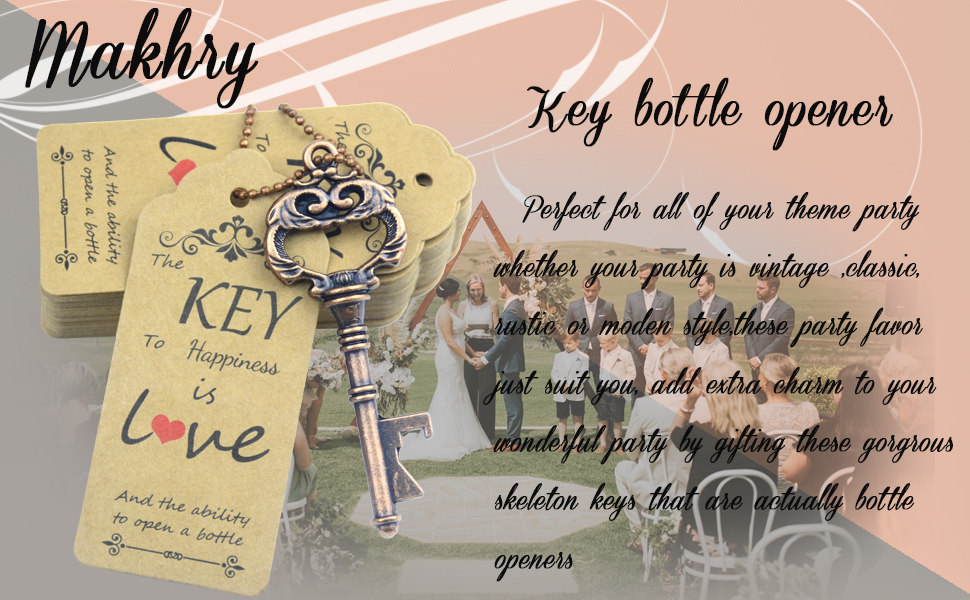key favor tags key favors bottle opener key opener wedding favor key opener wedding favor tag