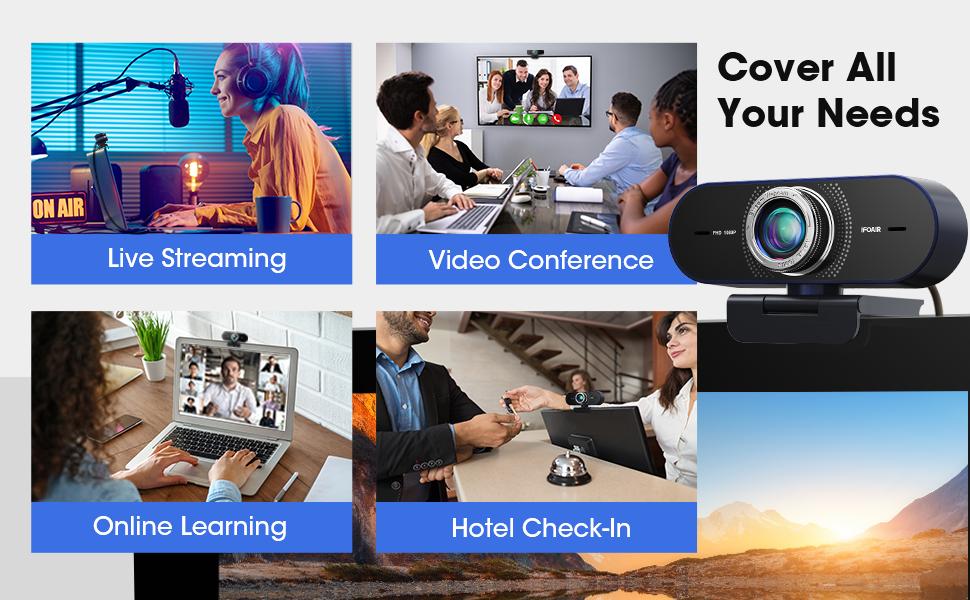 webcam for streaming