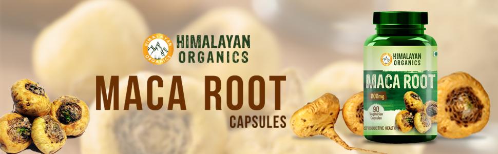Himalayan Organics Maca Root