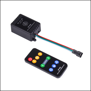 remote and controller