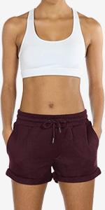 icyzone - Pantalón corto para mujer