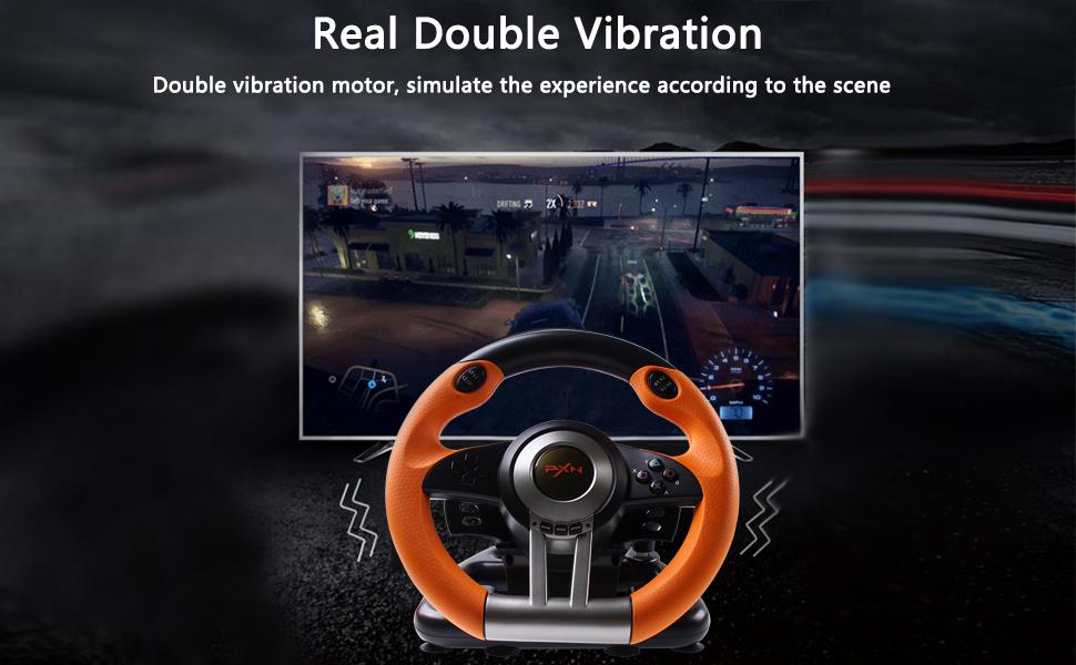 game Racing wheel