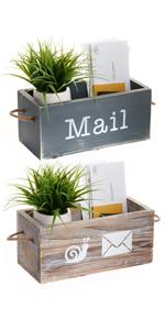 mail box organizers