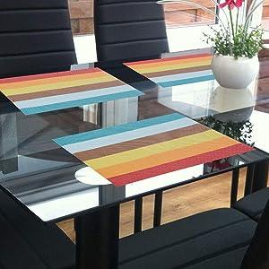 dinner table mats