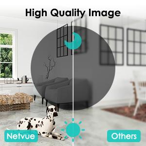 Flashandfocus.com b0155484-c47a-41ea-9178-6494d091eaf2.__CR0,0,300,300_PT0_SX300_V1___ Dog Camera, 1080P FHD 2.4GHz WiFi Pet Camera , Indoor Security Camera for Pet/Baby/Nanny, AI Human Detection, Night…