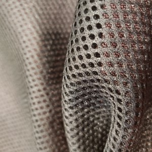 windtech mesh 3d fabric allows movement of air and cooling relief for hot days