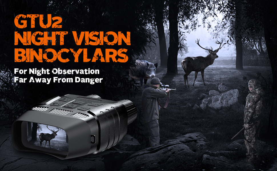 night vision goggles hunting