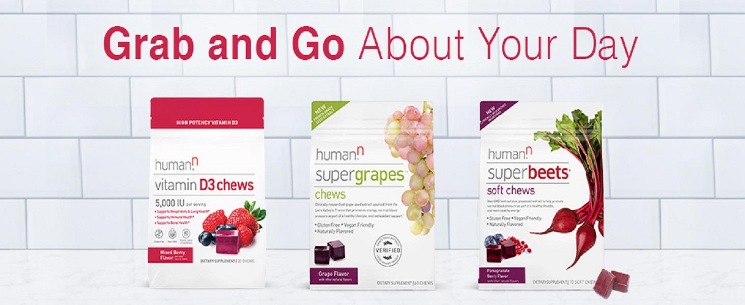 vitamin D3, chews, superbeets soft chews