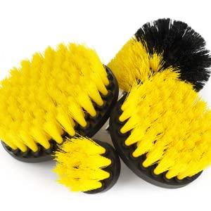 Drill Brush Attachments Set,