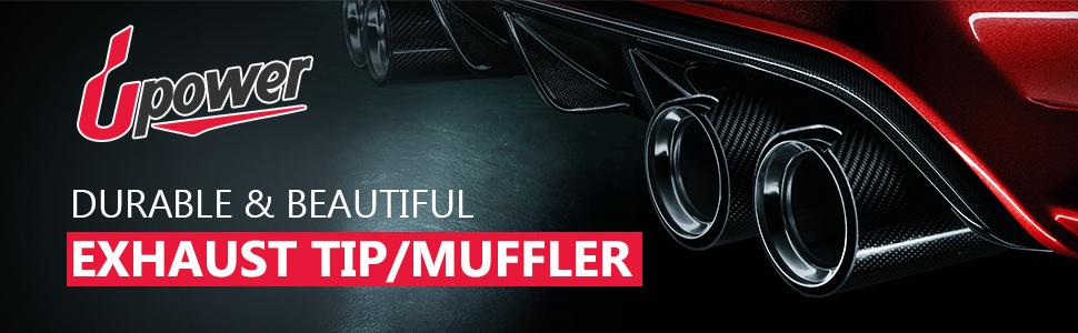 Exhaust Tip Muffler
