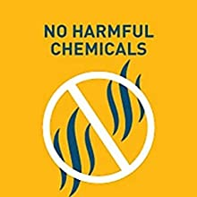 No Harmful Chemicals, natural materials, freedom from fumes, odour