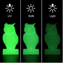 AMOLEN Filamento de Impresora 3D Que Brilla en el Verde Oscuro ...