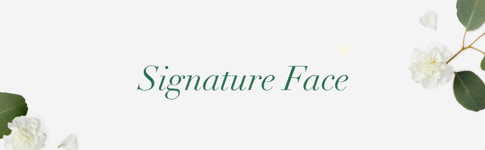Sukin Organic Signature Face Products