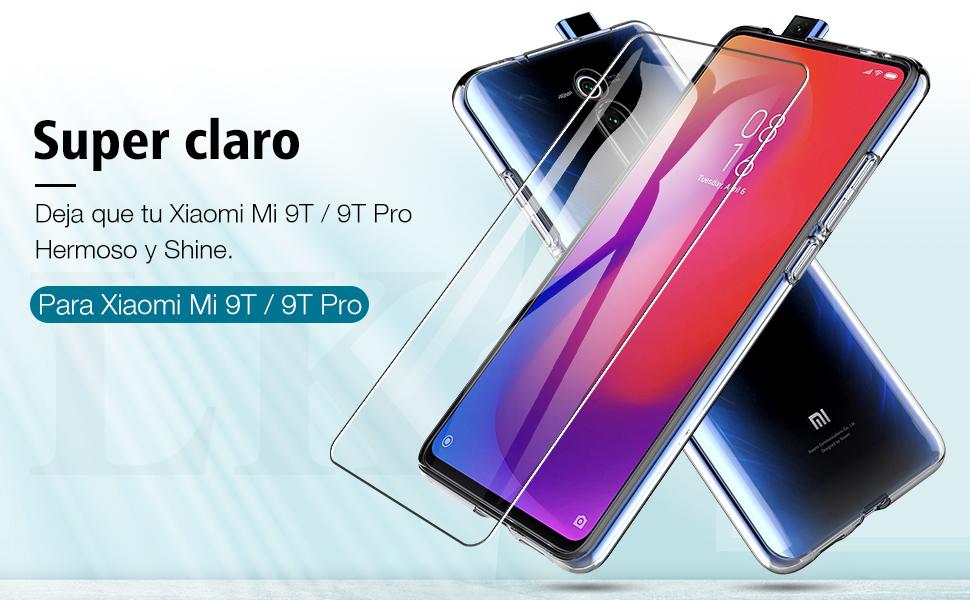 Protectores De Pantalla Mi 9t Pro Cristal Templado 3 Uni Lk Protector De Pantalla Para Xiaomi Mi 9t Móviles Y Telefonía Licmonicamatteo Com
