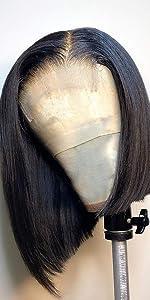 straight bob wigs