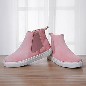Boys Girls High Top Sneaker Shoes