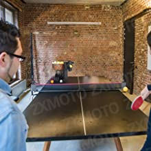 automatic ping pong ball machine