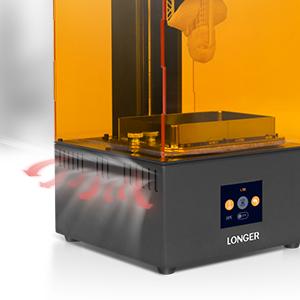 Impresora 3D LONGER Orange 30, Impresora 3D de Resina con Pantalla ...
