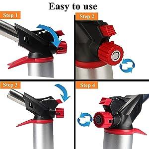 gas soldering torch flame gun torch butane torch for food gas torch for jewellery gas torch welding
