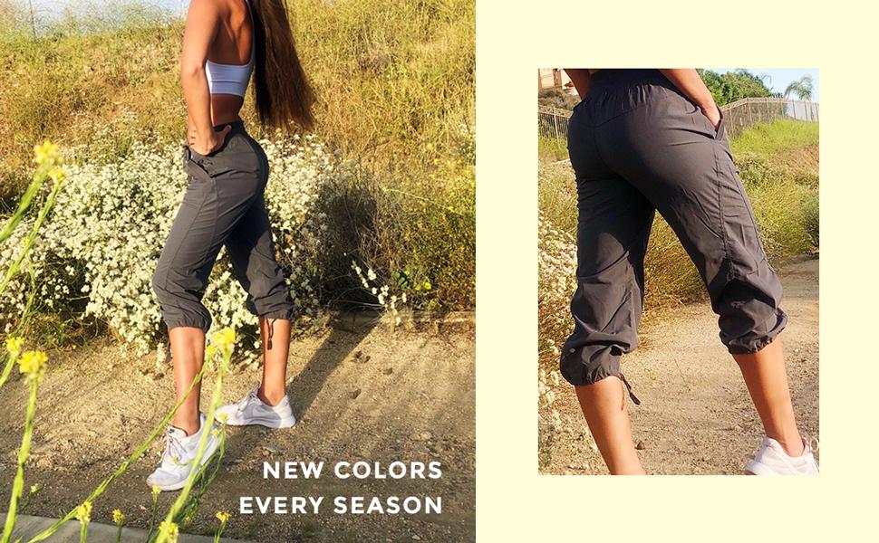 New Colors Every Season