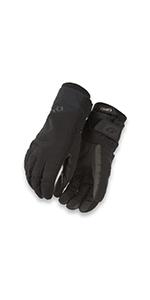 prrof winter bike gloves